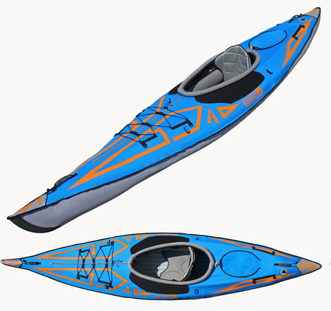 Expedition Elite Hi-Pressure Inflatable Kayak (AE1009XE) - Taiga Works