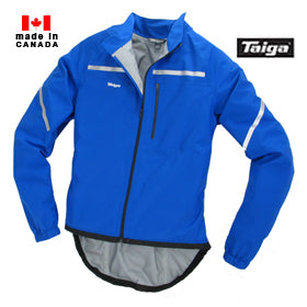 VELO JACKET 3L Cycling Shell - Taiga Works