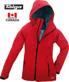 CAPRIOLA Waterproof/breathable Jacket- Taiga Works