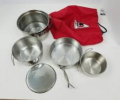 Coleman Peak 1 Solo Cook kit - Taiga Works