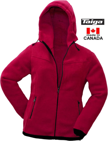 P300 hooded Jacket - Taiga Works