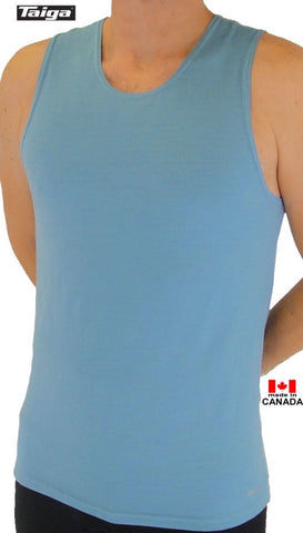 Merino 200 Tank Top (Men's & Women's) - Taiga Works