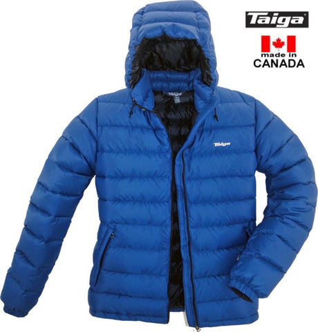 CHALLENGER 'Dry' Down Jacket - Taiga Works
