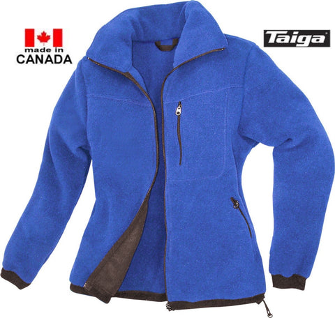 Polartec®300 Fleece Jacket (Women's) - Taiga Works