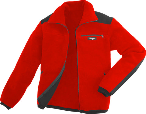 Polartec®300 Fleece Jacket 'Magnum-300' (Men's) - Taiga Works
