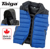 Blackcomb Down Vest - Taiga Works