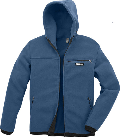 Polartec® 300 Hooded Fleece Jacket (Men's) - Taiga Works