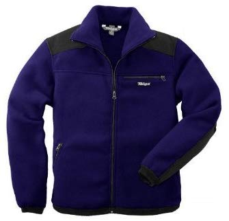 Polartec® 300 Fleece Jacket 'Magnum-Sport' (Men's) - Taiga Works
