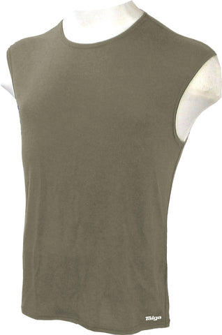 Merino Sleeveless Shirt - Taiga Works
