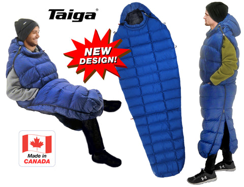 Sleepwalker / a sleeping bag you can wear/main - Taiga Works