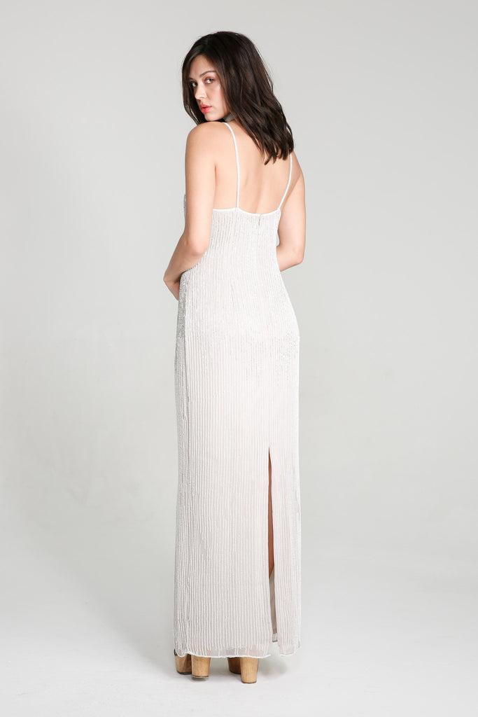 Life of Luxury Maxi Dress