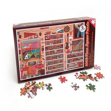 1008 Piece Jigsaw Puzzle - Home Office