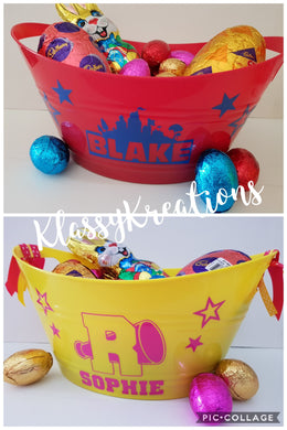 Easter Tubs - Fortnite & Riverdale