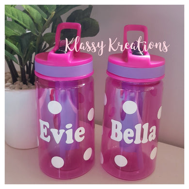 Personalised Mini Drink Bottle 430ml