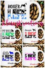 Dog Life Collection - Mug 11oz
