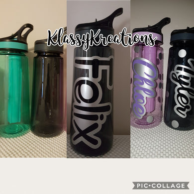 Personalised Drink Bottle - Any Name