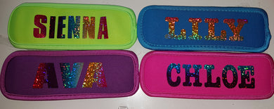 Zooper Dooper holder (Rainbow Font)