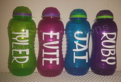 Personalised Drink bottle sistema 460ml