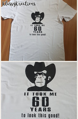 Mens T-shirt Birthday