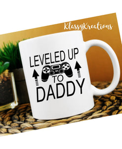 FATHER'S DAY Mug Gamer- 11oz