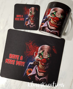 GIFT SET - Mug, Coaster & Mouse Pad