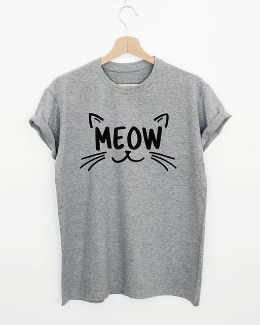 MEOW T-Shirt - Style for Pets