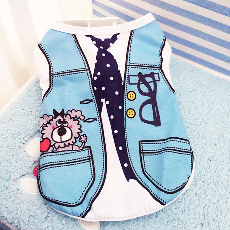 Summer Style Vest - Style for Pets
