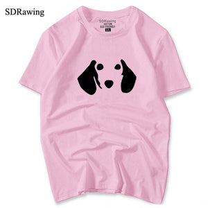 Dachshund Dog Face T-Shirt - Style for Pets