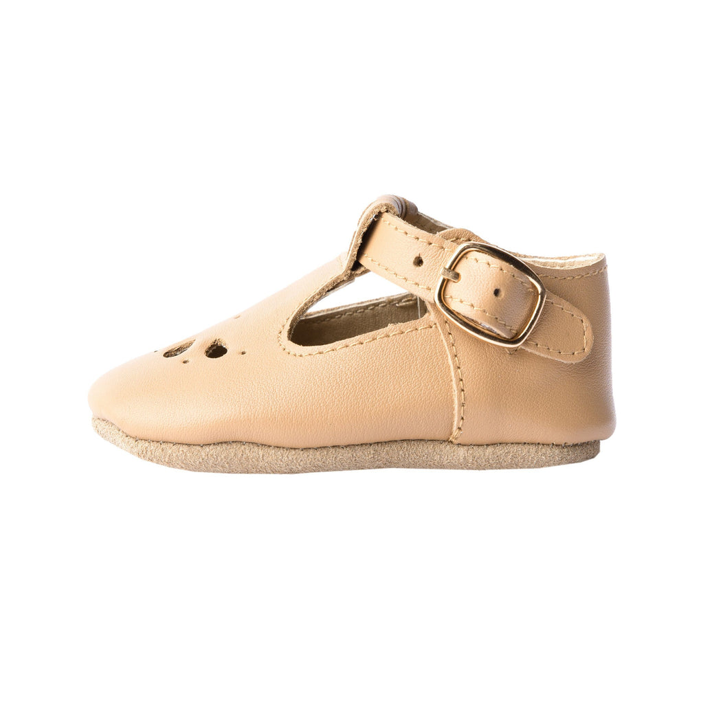 Honey - Daisy T-Bar - Soft Sole Shoes Deer Grace