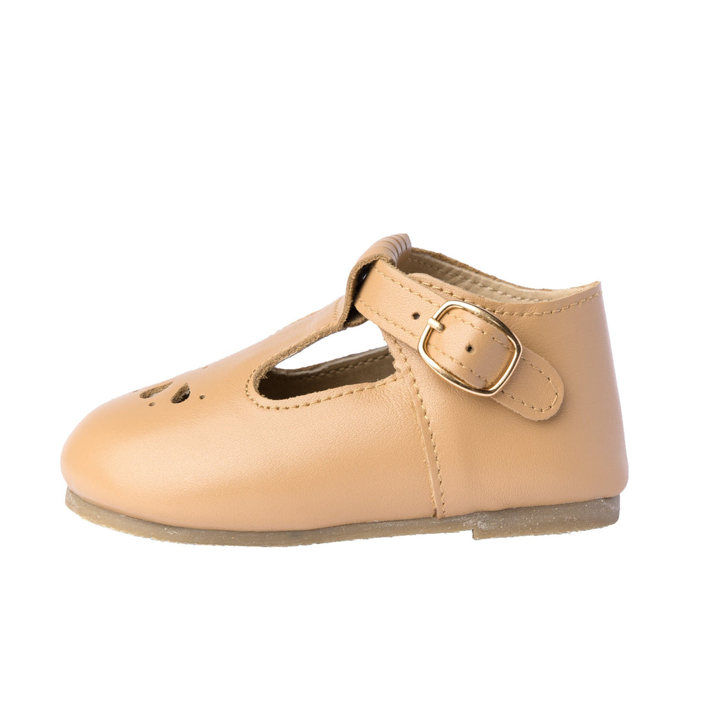 Honey - Daisy T-Bar - Hard Sole Shoes Deer Grace