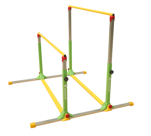Gaofei Mini Uneven Bars for Kids