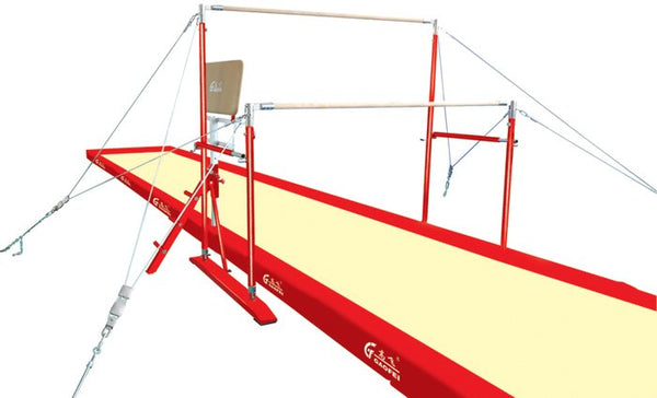 Gaofei Competition Uneven Bars