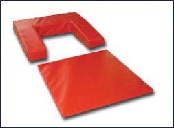 Vault Mat with Velcro