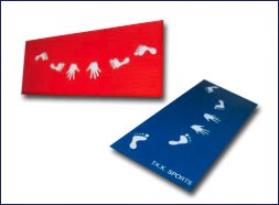 Cartwheel Activity Mats