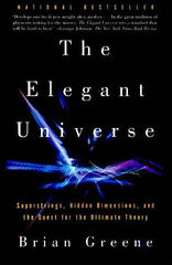 the elegant universe brian greene