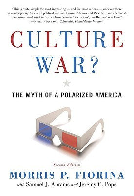 Culture War? The Myth of a Polarized America - Book Crate