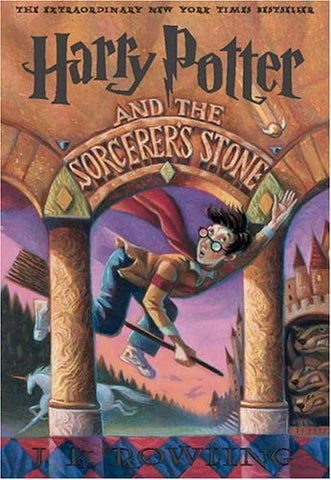 Harry Potter and the Sorcerer's Stone (Harry Potter #1) - Book Crate