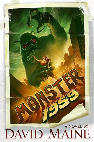 Monster, 1959 - Book Crate