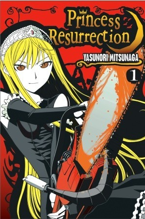 Princess Resurrection, Vol. 1 - Book Crate