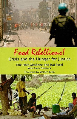 Food Rebellions: Solving Africa's Food Crisis-forging Food Sovereignty - Book Crate