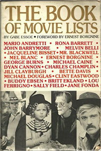 The Book of Movie Lists - Book Crate