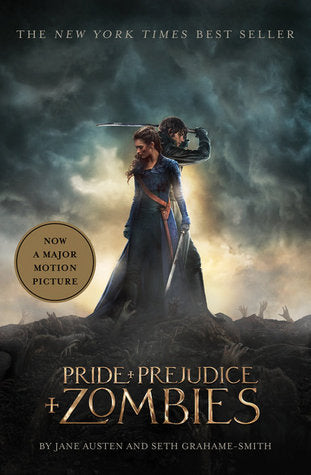Pride and Prejudice and Zombies - Book Crate