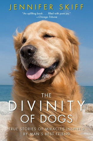 The Divinity of Dogs: True Stories of Miracles Inspired by Man's Best Friend - Book Crate