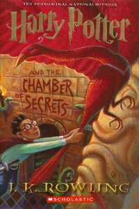 Harry Potter and the Chamber of Secrets (Harry Potter #2) - Book Crate