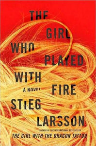 The Girl Who Played With Fire (Millennium #2) - Book Crate