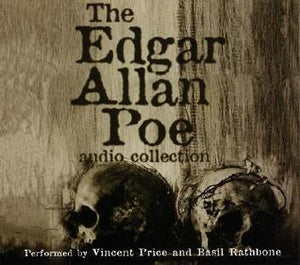 The Edgar Allen Poe Audio Collection - Book Crate