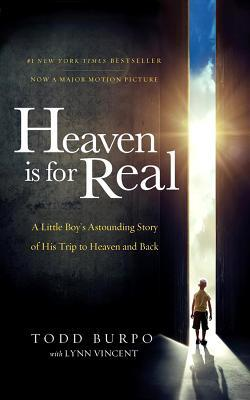 Heaven is for Real - Book Crate