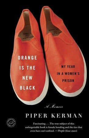 Orange Is the New Black: My Year in a Women's Prison - Book Crate
