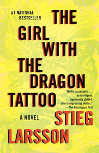 The Girl with the Dragon Tattoo (Millennium #1) - Book Crate