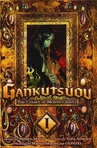 Gankutsuou 1: The Count of Monte Cristo - Book Crate